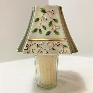 Yankee Candle Small Jar Ceramic Shade Topper